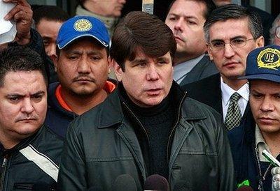 Governor Blagojevich?