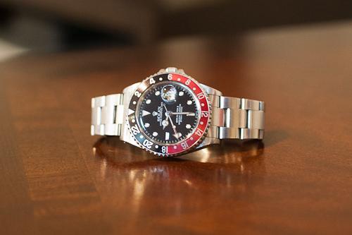 Rolex GMT Master II Watch